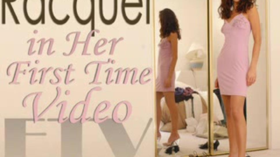 Racquel FTV - First Time Video
