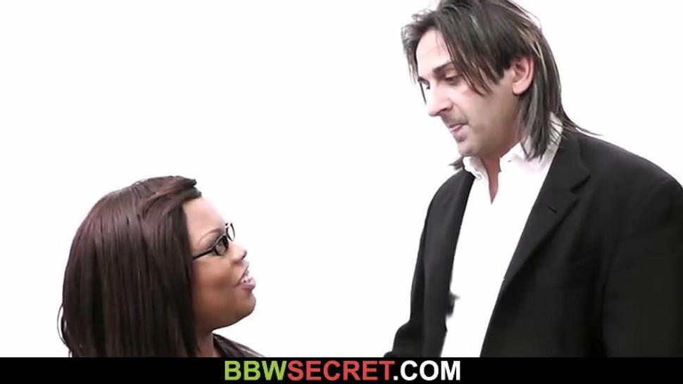 Boss gets busted fucking black office BBW