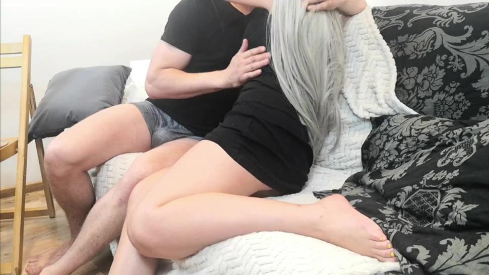 Lindy get fuck. Shy girl get orgasm. Best orgasm. Fingering and licking pussy before blowjob