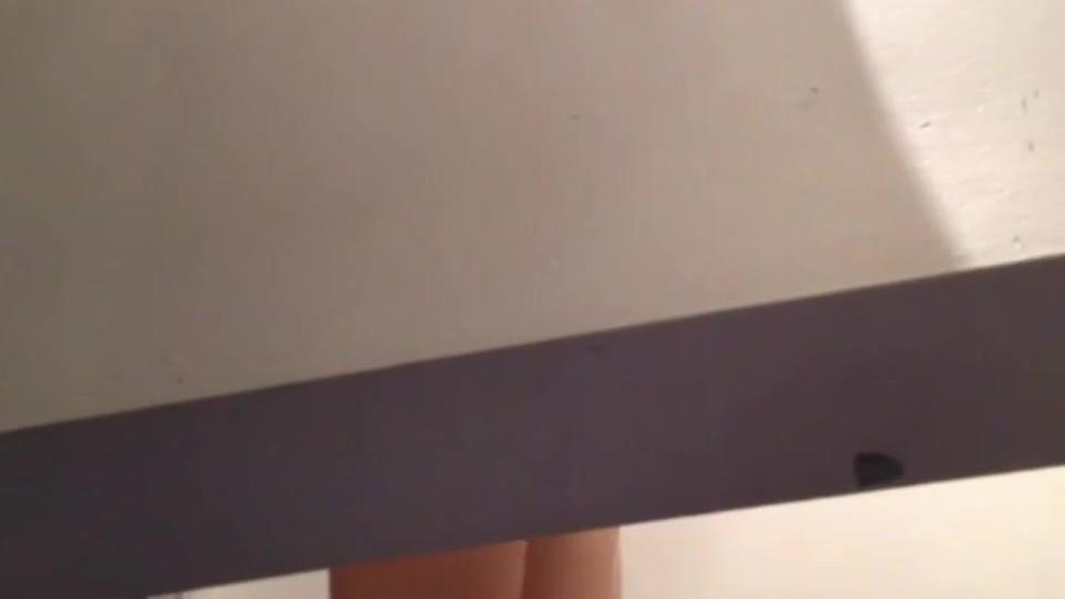 Sexy Girl Caught In Locker Room