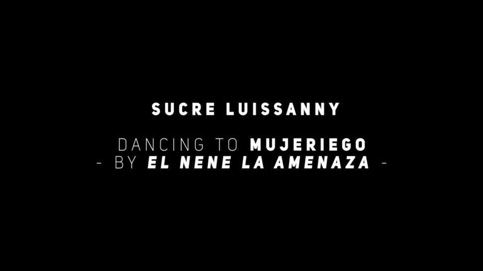 sexy latina dancing hottie
