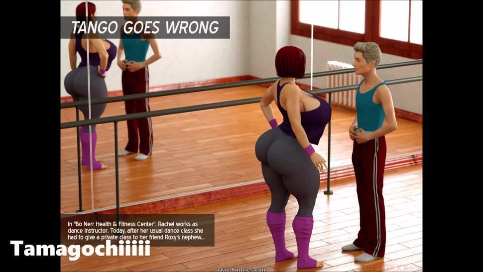 The Foxxx Comics - Tango goes wrong