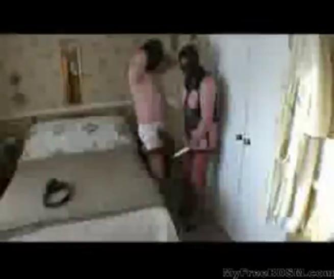 Latex & Ff Nylons. bdsm bondage slave femdom domination