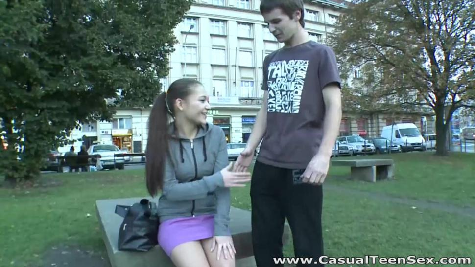 Casual Teen Sex - Misa - Teeny ready for casual sex