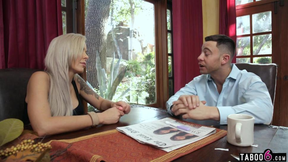 18 years old latina feral woman Gina Valentina adopted by married couple