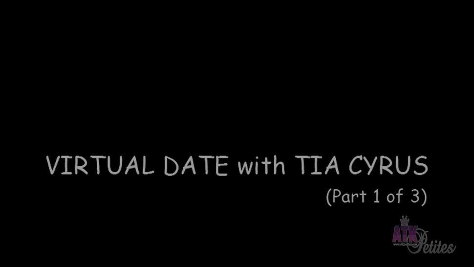 Tia Cyrus Date Part 1