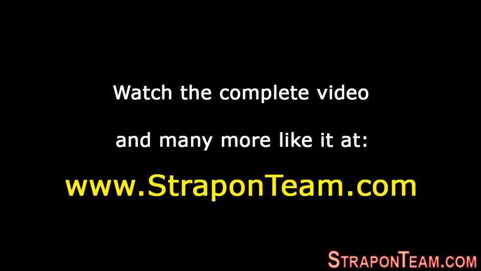 Mistresses strapon fuck - video 1