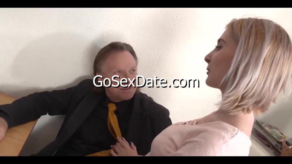 Old German Guy Fucks Hot Teen Girl