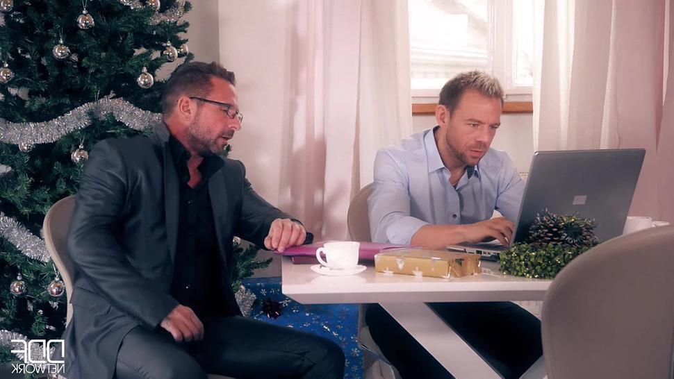 Aletta Ocean - Christmas Threesome