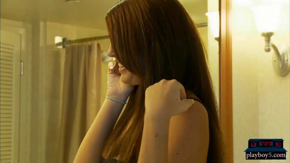 Cheating amateur girlfriends make a revenge sextape