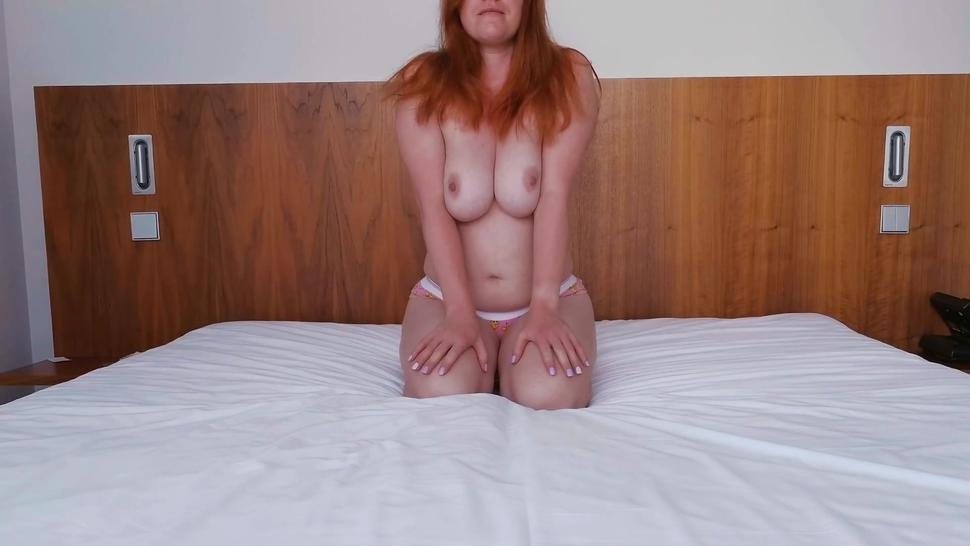 Hairy Ginger Pussy Facesitting Creampie Licking Orgasm Curvy Pale Big Boobs Redhead Milf Pawg Cowgirl