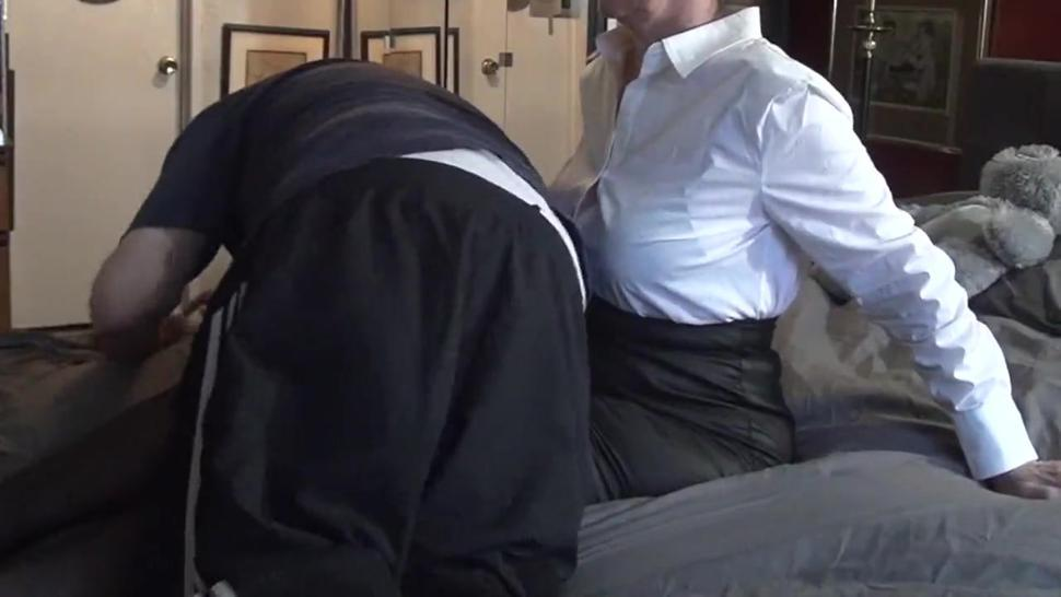 You Are Really Going To Get It - A Rough Otk Bare Bottom Spanking