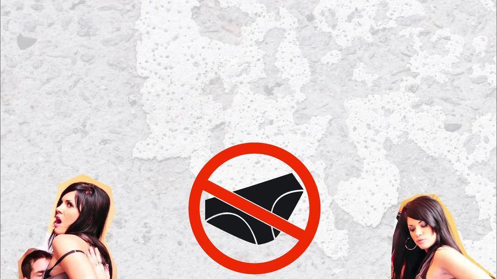 No Panties Allowed ( Andy San Dimas )