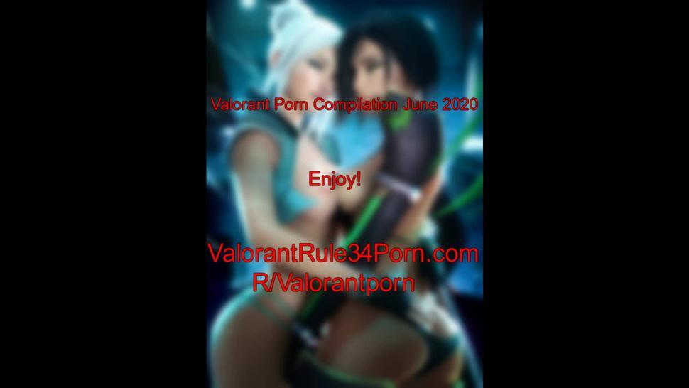 NEW VALORANT VIDEO AND IMAGE COMPILATION {JUNE 2020}