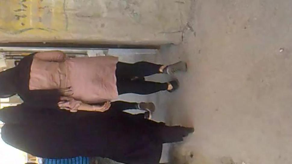 Big ass iranian girl 2