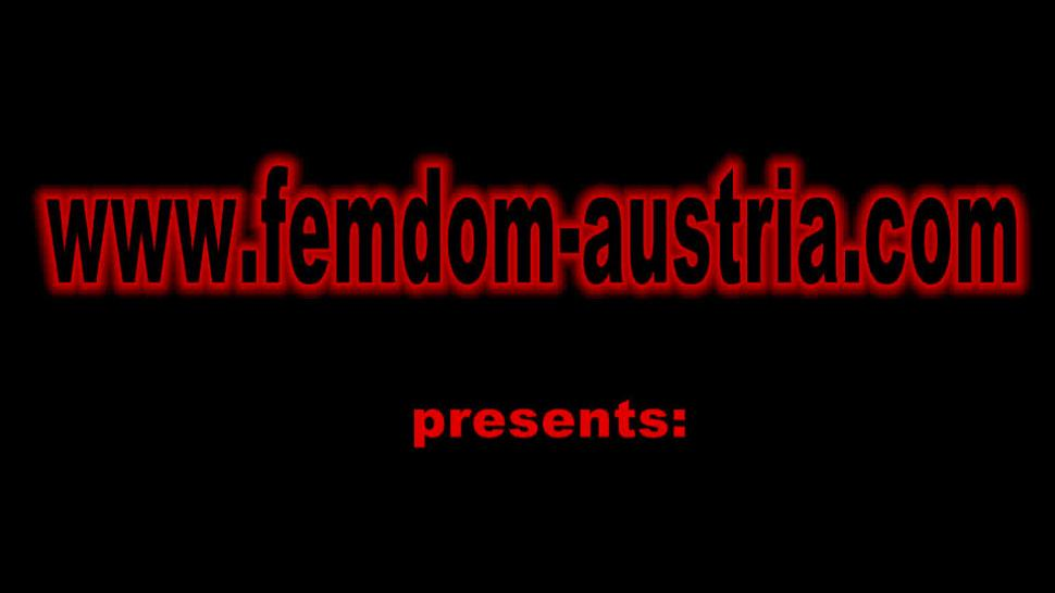 FEMDOM AUSTRIA - Update Mistress Amrita dominate and humiliate slave