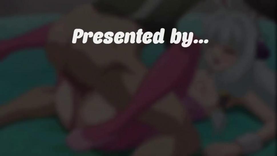 Anime Hentai Uncensored - Horny Schoolgirl Blowjob - video 1