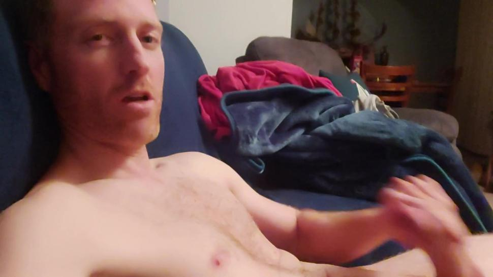 Jerking off for a hot guy online