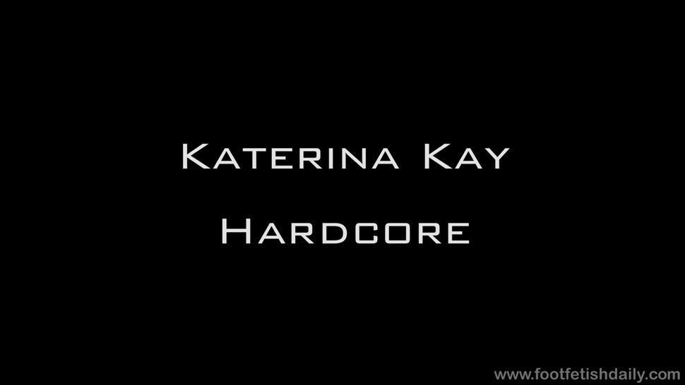 Hardcore Fun With Petite Blonde - Katerina Kay
