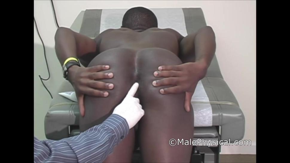 Prostate Medical Exam Doctor Visit