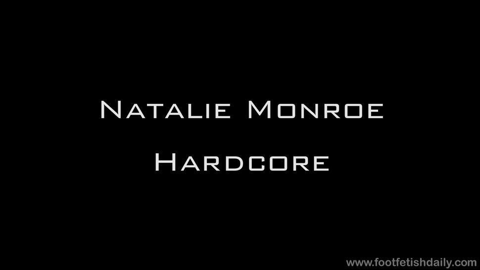 Hardcore Screw With Natalie Monroe
