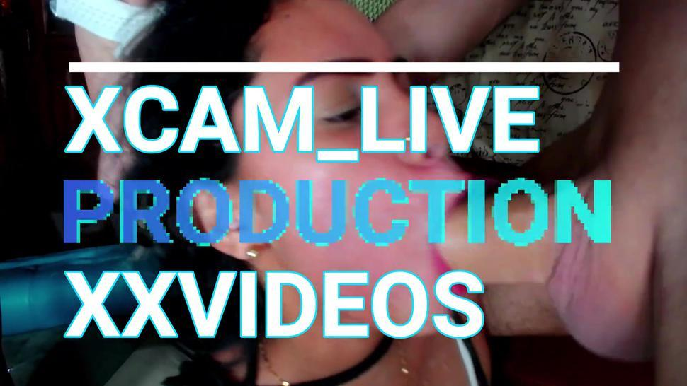 DOUBLE BJ FOR CANELO FINISH WHIT SPH // BDSM SHOW. NO MERCY DEEPTHROAT FOR 2 LESBIAN LADIES