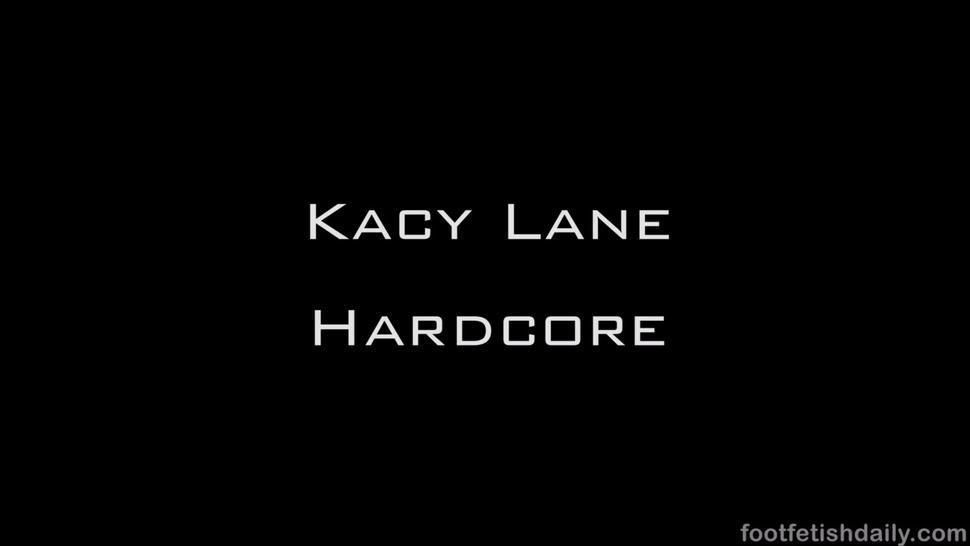 Kacy Lane - Foot Fetish Daily