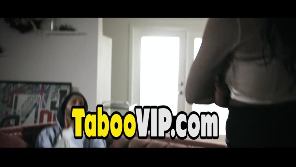 Ebony teens first IR anal experience on big white cock