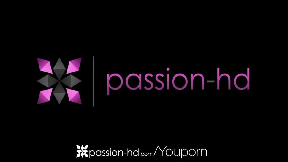HD - Passion HD Breanne Benson takes cock in her drenched pussy