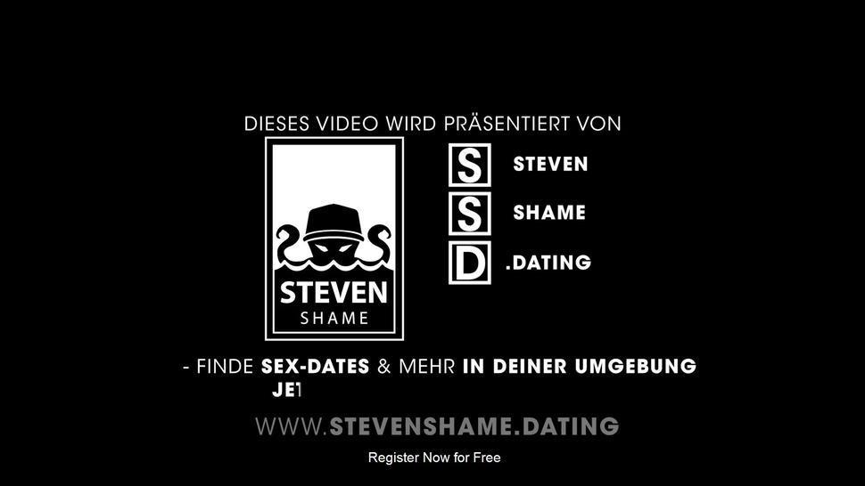Megan Venturi gets her pussy destroyed and CUM-glazed! stevenshame.dating