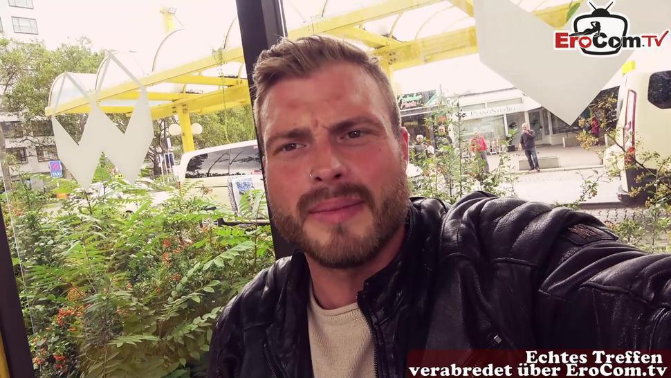 EROCOM.TV - german mature tattoo milf hooker at real escort date pov