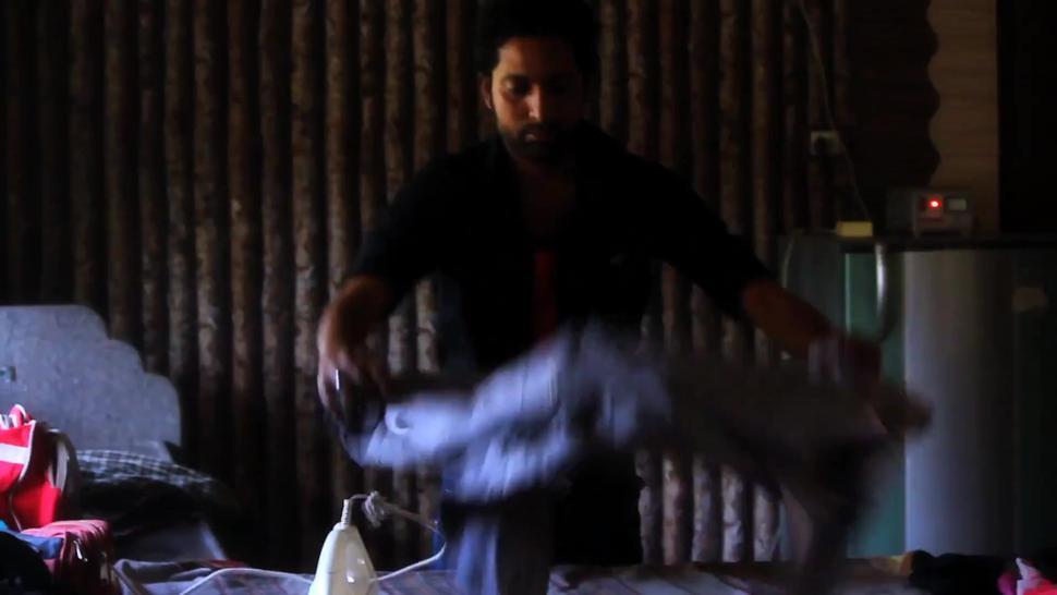 Hot desi shortfilm 673 - Farzana tits kissed well and navel kissed