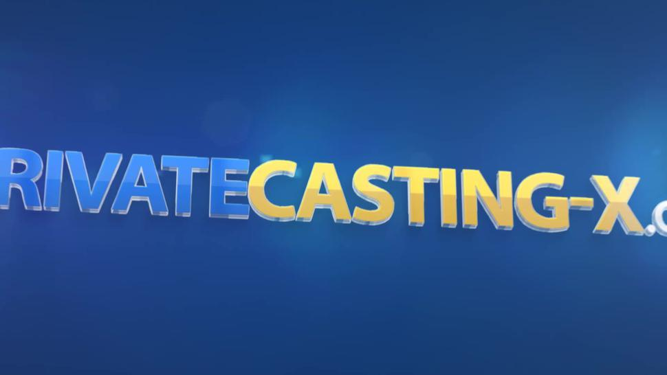 Private Casting-X - Riley Star - Slim nubile fake casting fuck