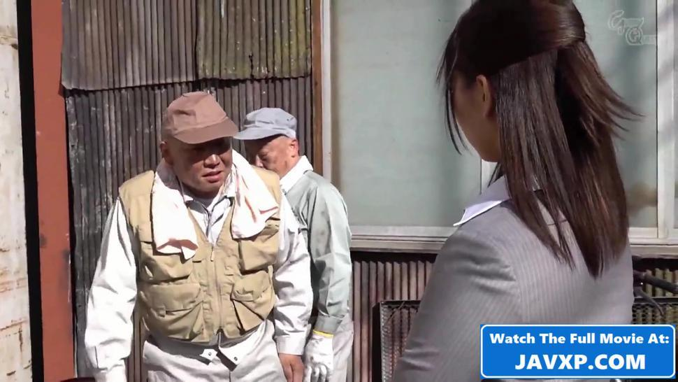 Beautiful Japanese Girl Fucked By Dirty Men