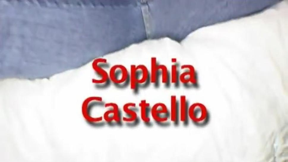 Barrio Booty Sophia Castello fucked by a BBC