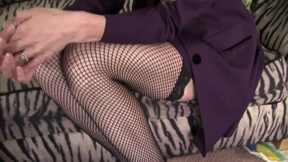Slutty Lady Dreams About Rough Cock