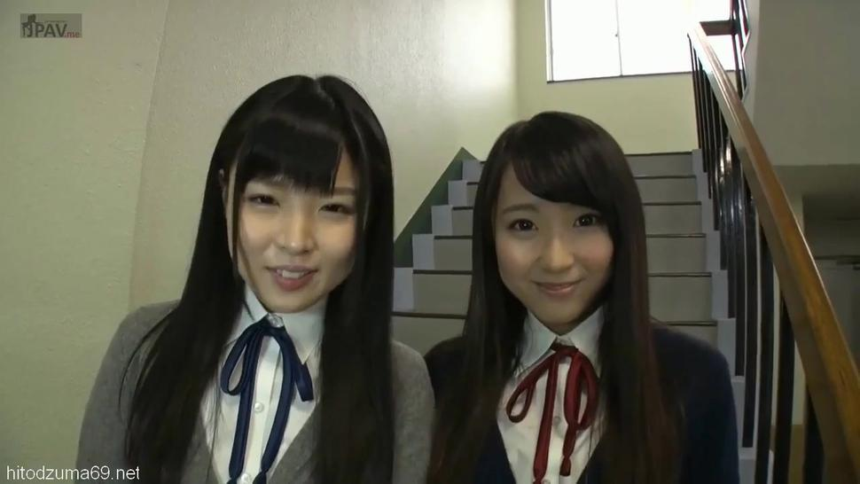 # Two Japanese cuties