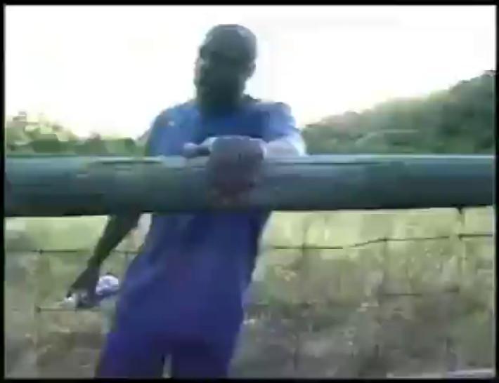 Classic Black Gang Bang #2
