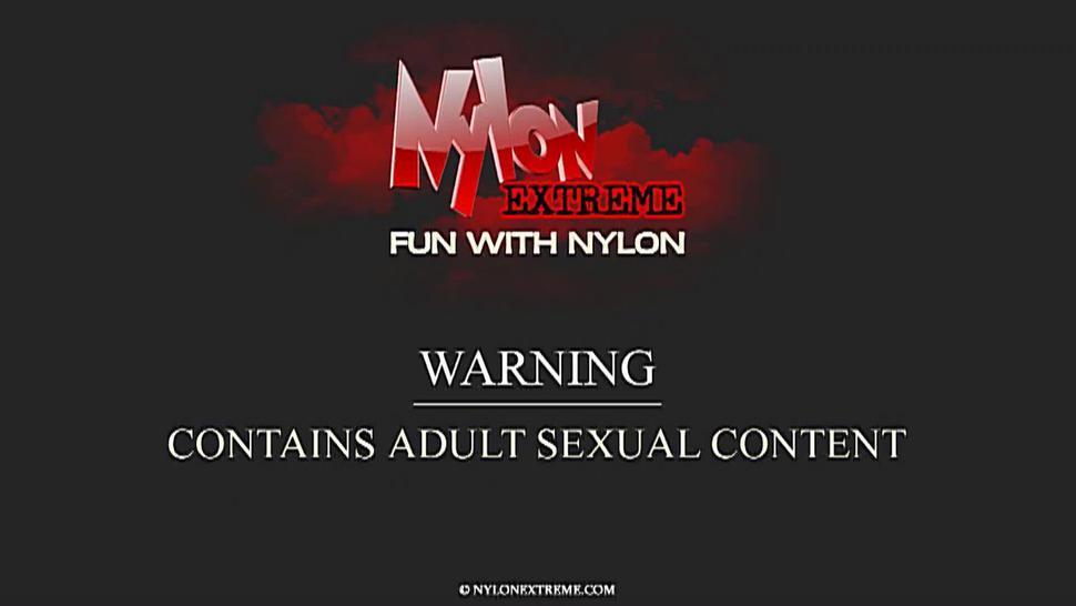 Nylon Couple Play