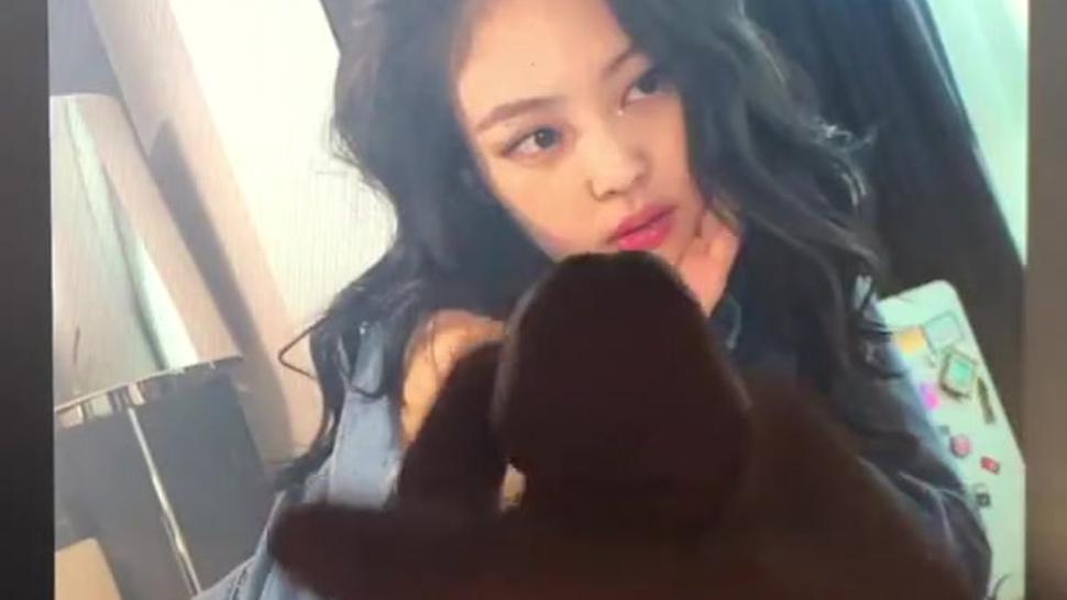 BLACKPINK Jennie cum tribute 18