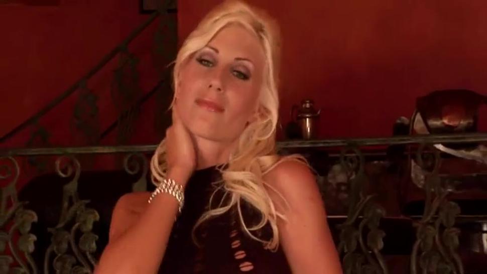 Blonde Pornstar Puma Swede Loves To Masturbate