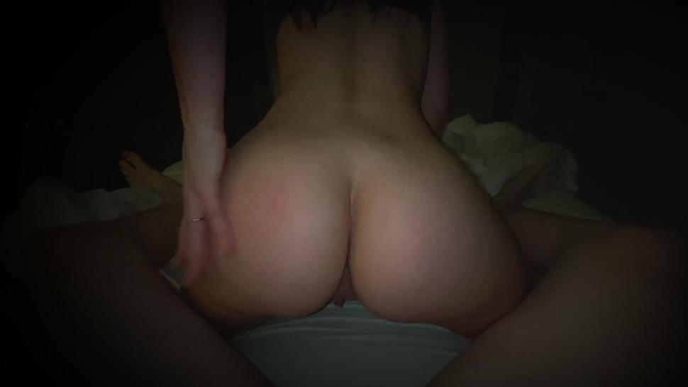 Found on My phone  Forgot that we Drank and Filmed Ourselves  Amateur Sexy Milf