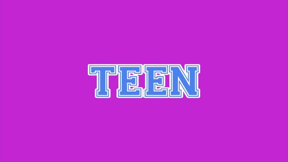Blonde Teen Sucking For Cum - Staci Silverstone