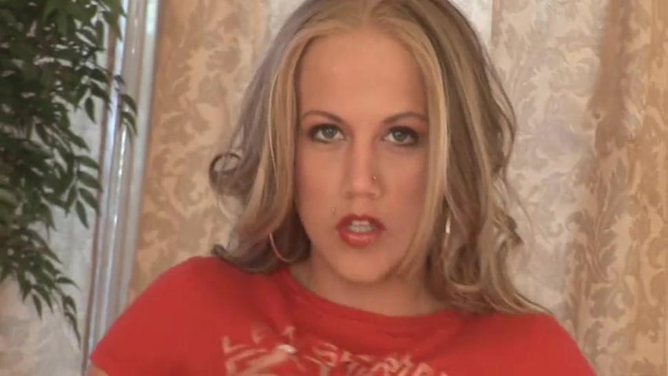Sexual Acrobations By Blonde Girl Kylie Wilde