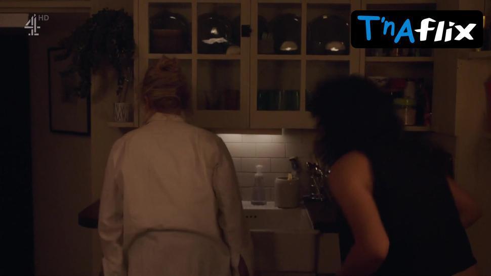 Maxine Peake Breasts,  Butt Scene  in The Bisexual