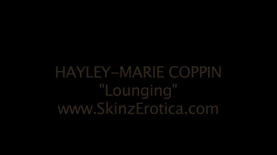 Hayley Marie Coppin - Skinz Erotica (Lounging)