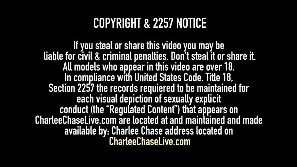 Charlee Chase & Amber Lynn Bach