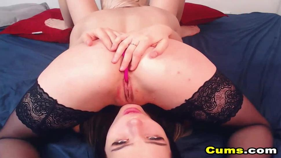 CUMS - Lesbian Teens Licking out Their Sweet Holes