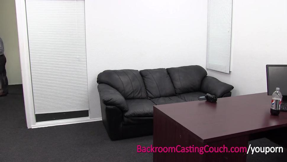 Hot Amateur Aubrey Ass Screw And Anal Creampie In Office