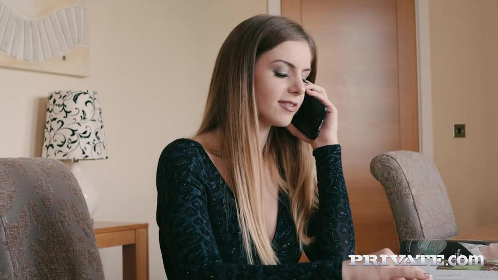Private.com - Stella Cox Practices Anal in Cuckold Lives